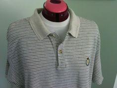 Chaps Ralph Lauren Men's Multi Color Polo Shirt Size XL Golf Fit Cotton Sports t | eBay