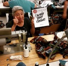 Who made my clothes? - www.fashionrevolution.org
