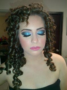Spiral Curls, Lp, Salons, Crown, Hair, Fashion, Hair Style, Make Up, Moda