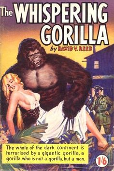 The Funniest, most SHOCKING Romance Pulp Fiction Covers | Big Think | Harpy's Review