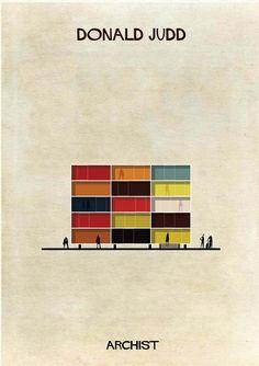 Donald Judd - ARCHIS