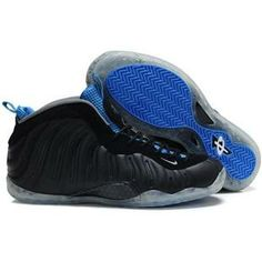 promo code 4569c 08b60 Nike Air Foamposite One Black Varsity Royal Air Foamposite Pro, Nike  Basketball Shoes, Sports