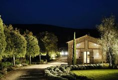 Villa Arrighi, a Luxury Converted Farmhouse in Umbria, Italy | HomeDSGN, a daily source for inspiration and fresh ideas on interior design and home decoration.