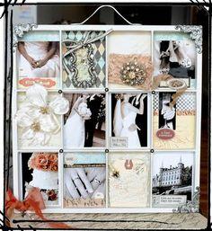 Wedding printer's tray