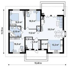 Каталог проектов | Проекты домов из СИП панелей