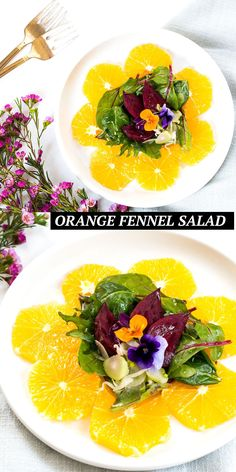 Citrus salad : Orange Fennel Salad, tasty and healthy. Fresh ingredients, offer health benefits for skin and body