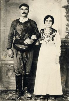 Memoir from a last century's traditional wedding in Crete.