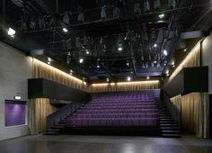 Auditorium Quarterhouse Performing Arts and Business Centre in Folkestone