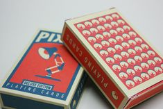 Pixar playing cards designed by Chris Anderson (For Print Only, March 28, 2012)