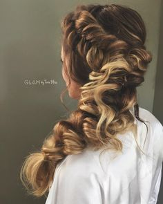 """Gefällt 1,277 Mal, 52 Kommentare - BOHO ☁︎ BRAIDS☽ LIFESTYLE ☾ (@glambytoriebliss) auf Instagram: """"My brides this weekend both wanted a boho upstyle + I loved every second of it. 👰🏼👰🏼Who else LOVES…"""""""