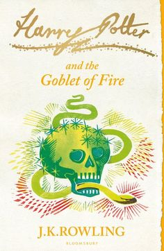 Harry Potter and the Goblet of Fire, J. K. Rowling (Bloomsbury Signature Edition)