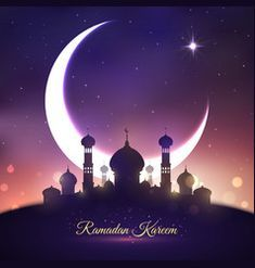 Buy Ramadan Kareem, Eid Mubarak Greeting Card Design by VectorTradition on GraphicRiver. Ramadan Kareem greetings with mosque and moon. Muslim religion holy month Ramadan celebration greeting card with mosq. Images Eid Mubarak, Ramadan Mubarak Wallpapers, Mubarak Ramadan, Eid Mubarak Vector, Eid Mubarak Wishes, Eid Mubarak Greetings, Happy Eid Mubarak, Ed Mubarak, Eid Mubarak Photo