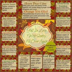 Fall in Love with the NEW Scentsy Scents. Buy Here!https://safeandlovely.scentsy.ca/Scentsy/Buy/Category/1135