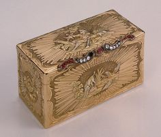 Interesting and forgotten - the life and curiosities of past eras. - Snuff-boxes from the Hermitage. Part 2.