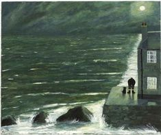 The Lookout - Gary Bunt My master and me - Beneath the light of the moon - Waiting for our ship - To come sailing in - We hope it gets here soon