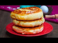 Az ízvilág amelyet nem tudsz elfelejteni. Csak adj hozzá egy kevés tojást!| Ízletes TV - YouTube Kefir, Galette, C'est Bon, Relleno, Crepes, Food To Make, Sandwiches, Menu, Bread