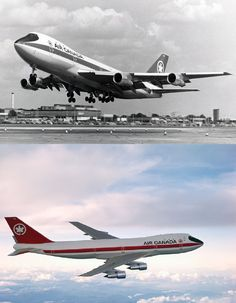 Air Canada Boeing operated the from 1971 to Airbus A380, Boeing 747, Tupolev Tu 144, Air Transat, Canada Maple Leaf, Jumbo Jet, Cargo Airlines, Commercial Aircraft, Civil Aviation