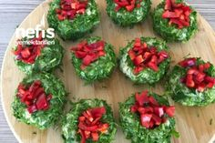Lalezar Mezesi – Nefis Yemek Tarifleri Diet And Nutrition, Bruschetta, Catering, Sushi, Brunch, Food And Drink, Appetizers, Cooking, Ethnic Recipes