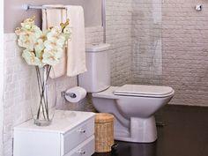 arranjos de flores artificiais para banheiro - Pesquisa Google
