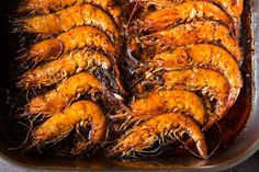 BBQ Shrimp and other