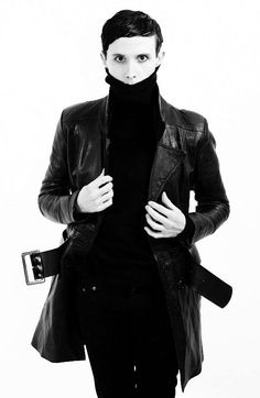 IAMX Volatile Times press picture 2011 Photo by Ben Wolf