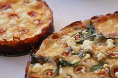 Low Carb Deep Dish Pan Pizza Recipe on Yummly. @yummly #recipe