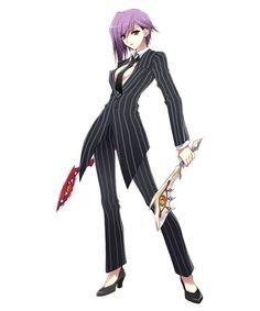 Ria Tōjō - Origin: Phantom Breaker
