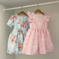 Cheap Kids Clothes for Cute Toddler Girl Clothes, Sewing Kids Clothes, Toddler Girl Outfits, Toddler Dress, Kids Outfits, Kids Clothing, Baby Girl Frocks, Kids Frocks, Frocks For Girls