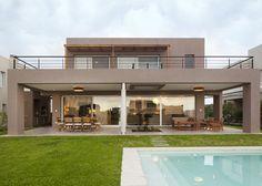 Home Design Exterior Luxury Balconies Ideas Modern Small House Design, Dream Home Design, Modern House Plans, Beach House Plans, House Floor Plans, House Outside Design, Villa Design, Future House, New Homes