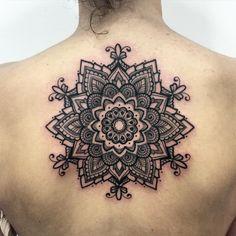 Flower mandala!! #tattoo #tattrx #blxckink #blackwork #TTTism #blackworkerssubmission #btattooing #blacklines #thebestspaintattooartists #equilattera #blackartists #dotwork #dotworktattoo #dotworkmandala #blacktattoo #blacktattooart #blacktattoomag #onlyblackart #melowperez #geometrychaos