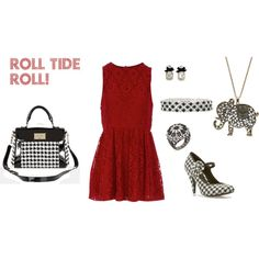 BAMA. This should be my New Orleans getup for next week!