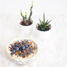 Paleo vegan coconut oatmeal :) recipe on insta @blackchilimoon
