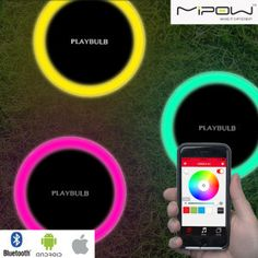 View larger images of MiPow Playbulb Garden