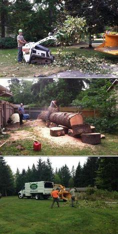 If you have been looking for stump grinding companies from within the area, check out Dudley's Tree Service LLC. This enterprise has a team of local experts who offer tree removal and maintenance services, among others.