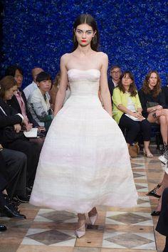 Défilé Dior - Défilé Haute Couture Automne-Hiver 2012-2013