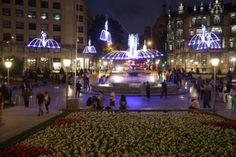 Una noche bilbaína con luz propia-Bilbao-Basque Country-2014