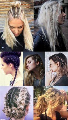 Piercing capilar, emperequentando seu cabelo! - Fashionismo