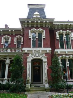 Franklin, TN - Watson House 1881. Love this old Victorian. I smile every time I drive past it!
