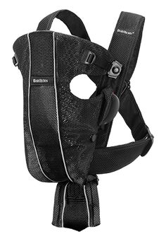 Baby Bjorn Baby Carrier Original Classic - Mesh Black for sale online Baby Bjorn, Black Mesh, Black Silver, Ergonomic Baby Carrier, Filets, First Baby, Black Backpack, Sling Backpack, New Baby Products