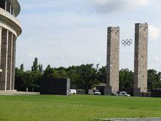 Olympic Stadium, Berlin.