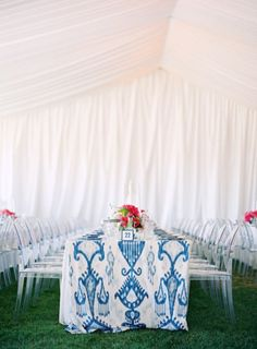 Wedding prints and patterns!