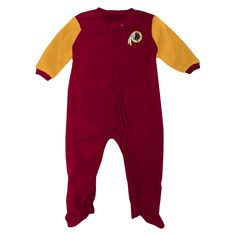Washington Redskins Baby Boys  Sleep N  Play 6-9M 8fa3ae6b1