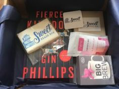Sweet Reads Box September box review Read Box, Subscription Boxes, Love Reading, Love Book, Addiction, September, Sweet, Books, Candy