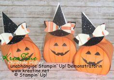 KreaTine: Jackie O`Lantern schickt Halloweengrüße