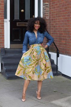 The Home of African Fashion African Attire, African Wear, African Dress, African Clothes, Latest African Fashion Dresses, African Print Fashion, Ankara Fashion, African Prints, Next Fashion