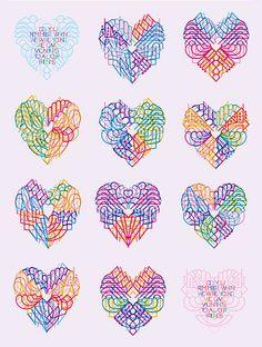 This is a Modular Heart.   Super Nrmal