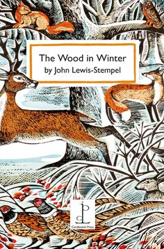 """View enlarged cover of """"The Wood in Winter"""""""
