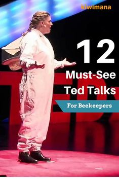 Do you love learning about Bees? Here is our top twelve favorite Ted Talks about bees. Grab a coffee, Sit down and watch these quick talks. Take a look if you have some spare time....