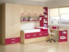 organización para los que quieren mas espacio Room Design Bedroom, Cute Bedroom Ideas, Small Bedroom Designs, Home Room Design, Room Ideas Bedroom, Small Room Bedroom, Kids Room Design, Bedroom Sets, Bedroom Decor