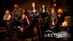 Lost Girl - A woman learns she's a succubus (so THAT'S why she's been killing everyone she has sex with all these years), and find an entire world of other 'fae', including fates, sirens and werewolves who are divided into dark and light camps... neither (or both?) of which she wants to be a part.
